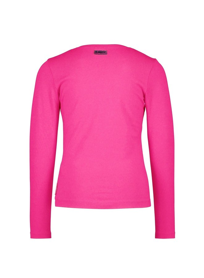 Shirt Artwork Pink Glow - Dazzled