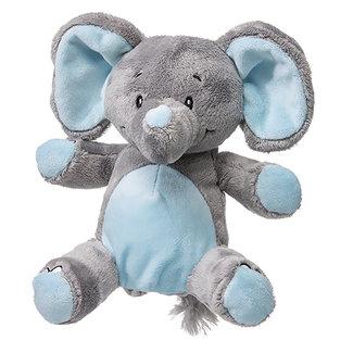 My Teddy Knuffel olifant roze, blauw of grijs