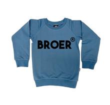 Sweater broer bluestone