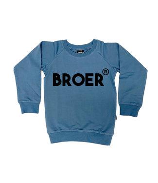 Kmdb Sweater broer bluestone