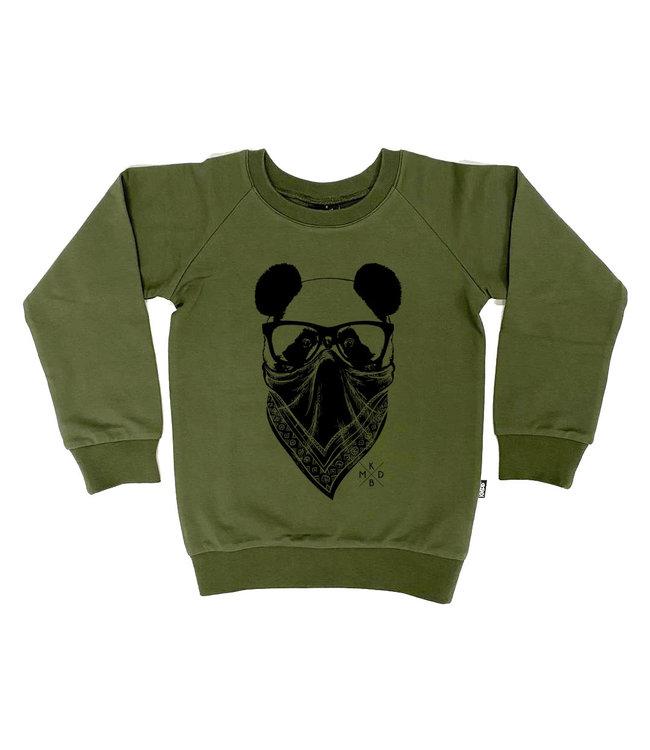 Kmdb Sweater panda khaki