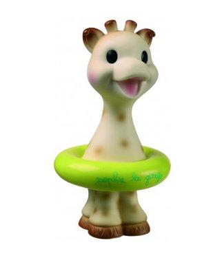 Sophie de Giraf Sophie de giraf badspeeltje in wit geschenkdoosje