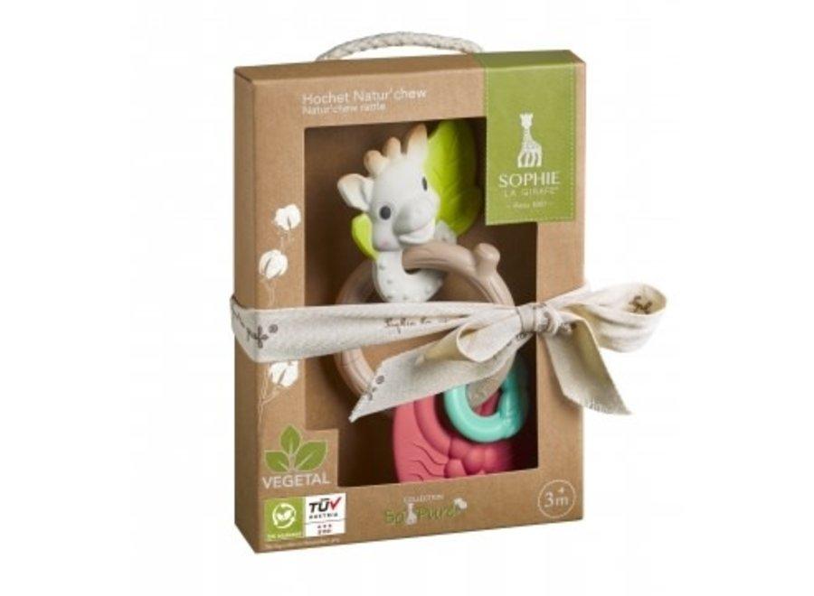 Sophie de giraf So'Pure Natur'chew rammelaar