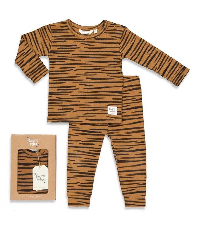 Feetje-baby Tiger Taylor - Premium Sleepwear by FEETJE