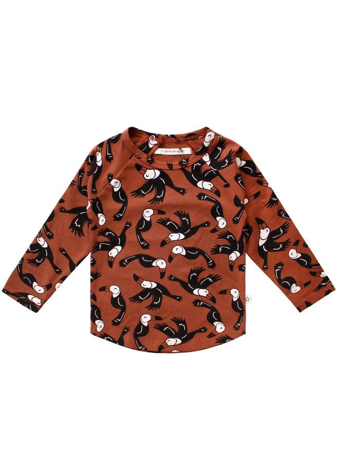 Shirt Toucans