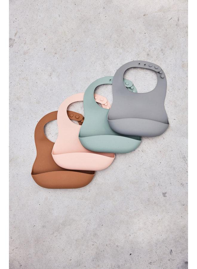 Baby slab siliconen 4 kleuren