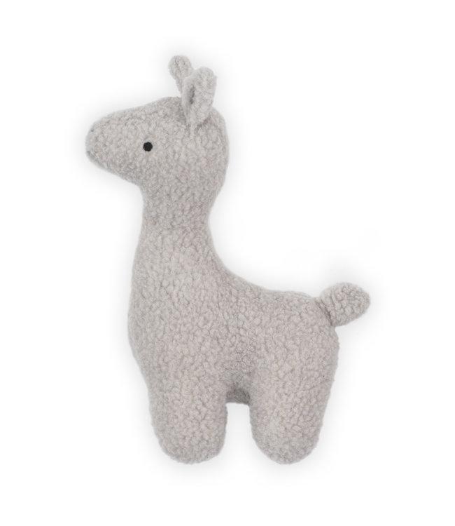Jollein Knuffel Lama XL grey of offwhite