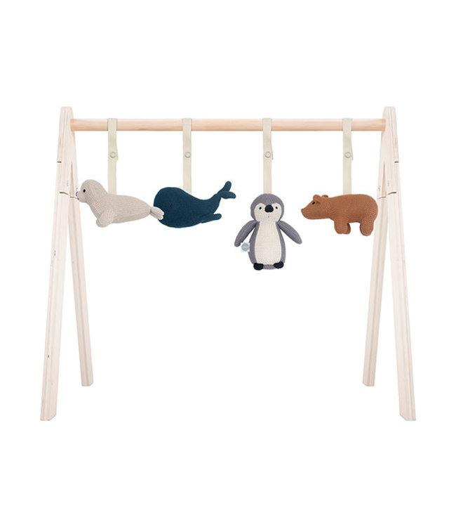 Jollein Babygym Toys 4 stuks Polar en Lama