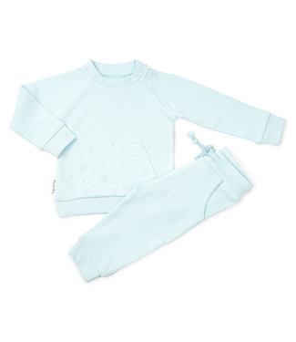 Frogs and Dogs Jogging Suit Frogs&Dogs Light Blue