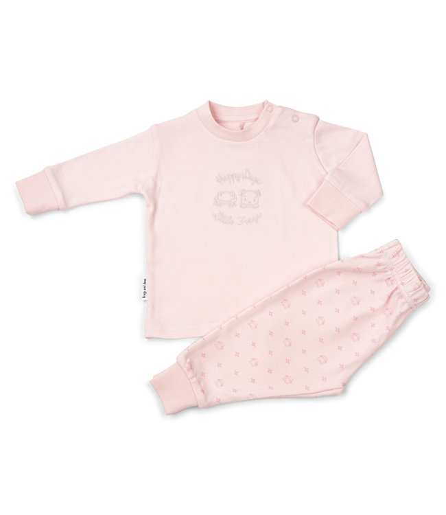 Frogs and Dogs Pyjama Frogs&Dogs Pink
