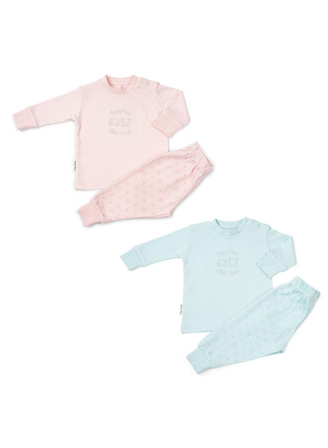 Pyjama Frogs&Dogs Pink