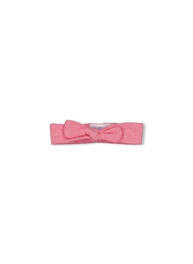 Feetje-baby Haarband - Seaside Kisses - Roze