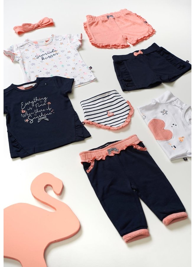 T-shirt Everything - Seaside Kisses  - Marine