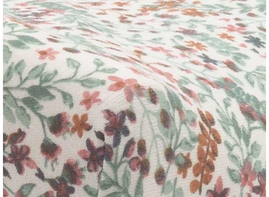 Aankleedkussenhoes Bloom Jersey 50x70cm