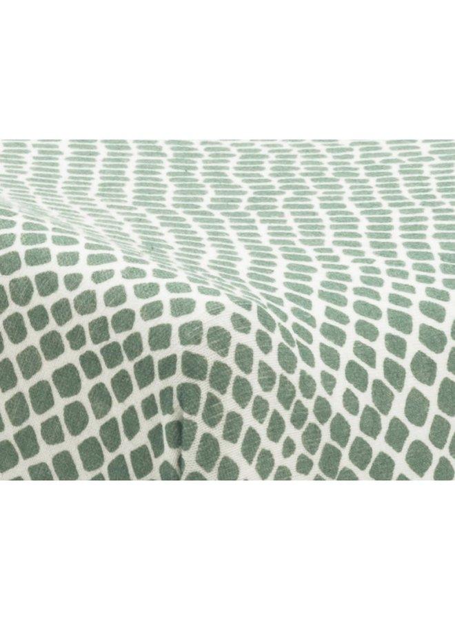 Aankleedkussenhoes Snake Jersey 50x70cm 2 kleuren