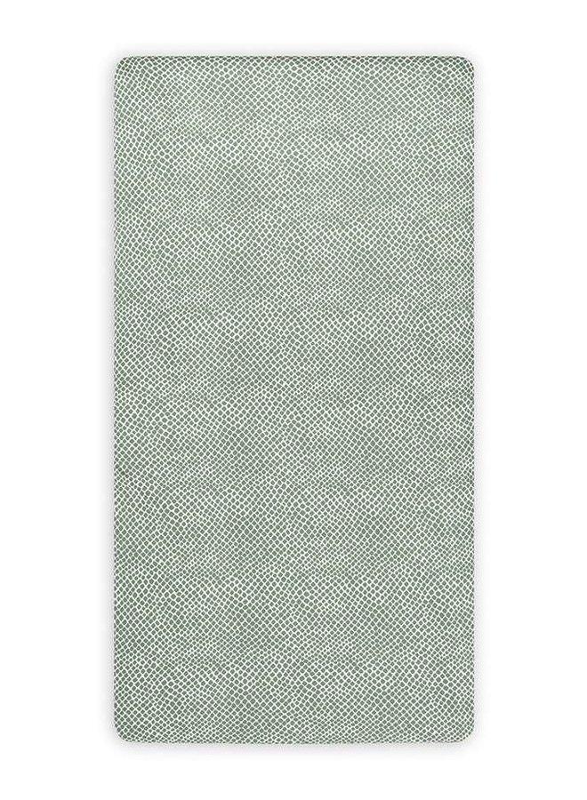 Hoeslaken Wieg Jersey 40x80cm - Snake