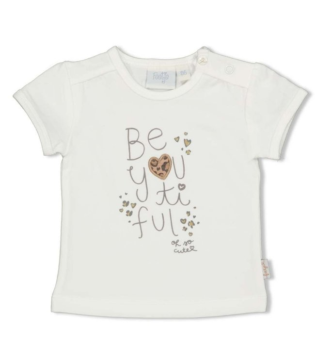 Feetje-baby T-shirt - Panther Cutie