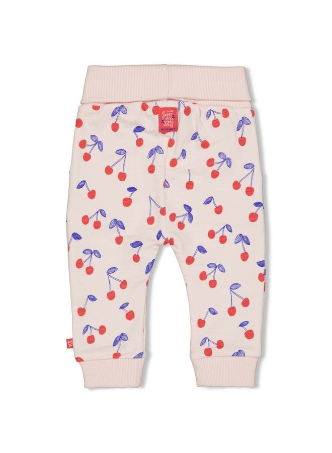 Legging AOP - Cherry Sweetness - Roze