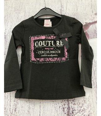 Mirano Shirt zwart couture