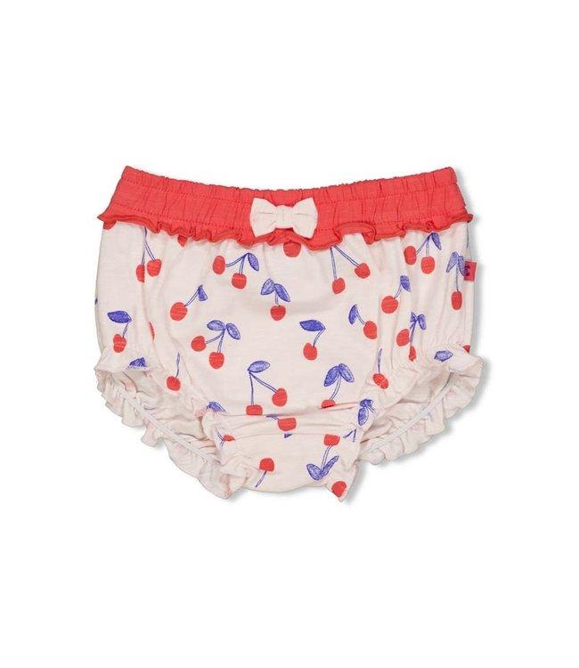 Feetje-baby Slip - Cherry Sweetness - Roze