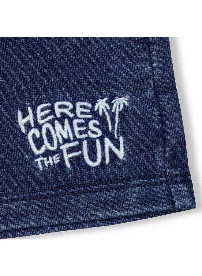 Short - Here Comes The Fun - Indigo