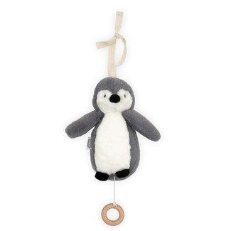 Jollein Muziekhanger - Pinguïn 2 kleuren