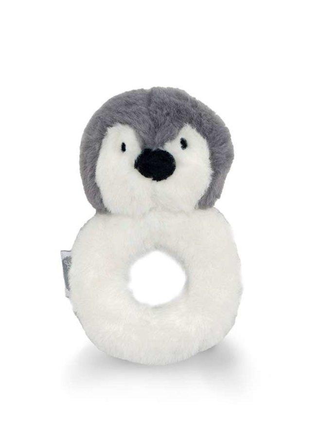 Rammelaar - Pinguïn 2 kleuren