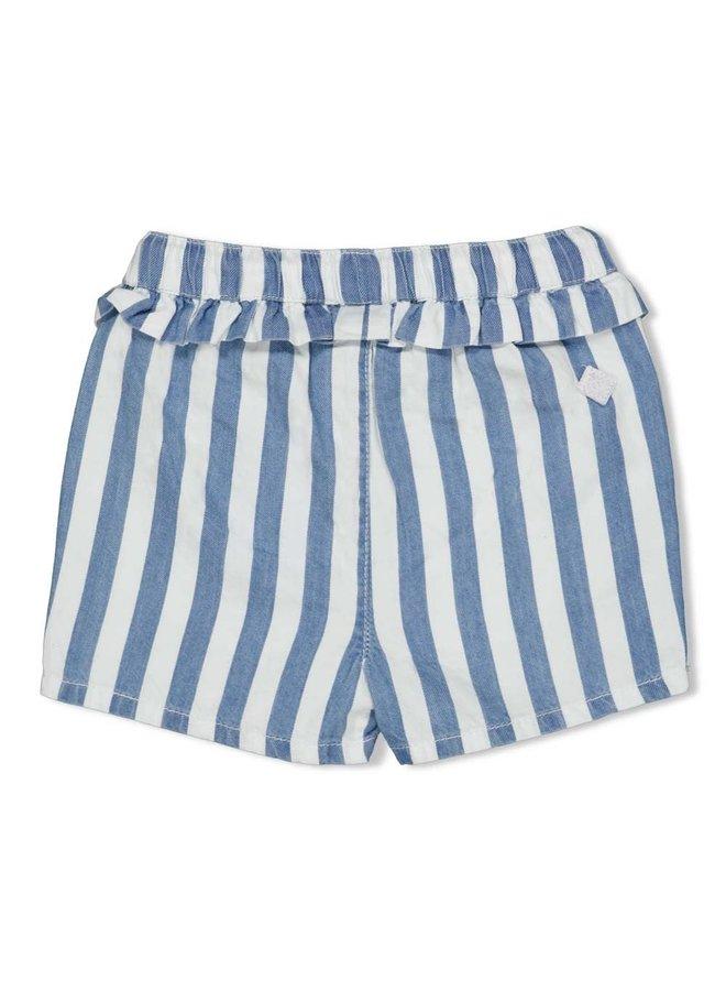 Short streep - Summer Denims - Indigo