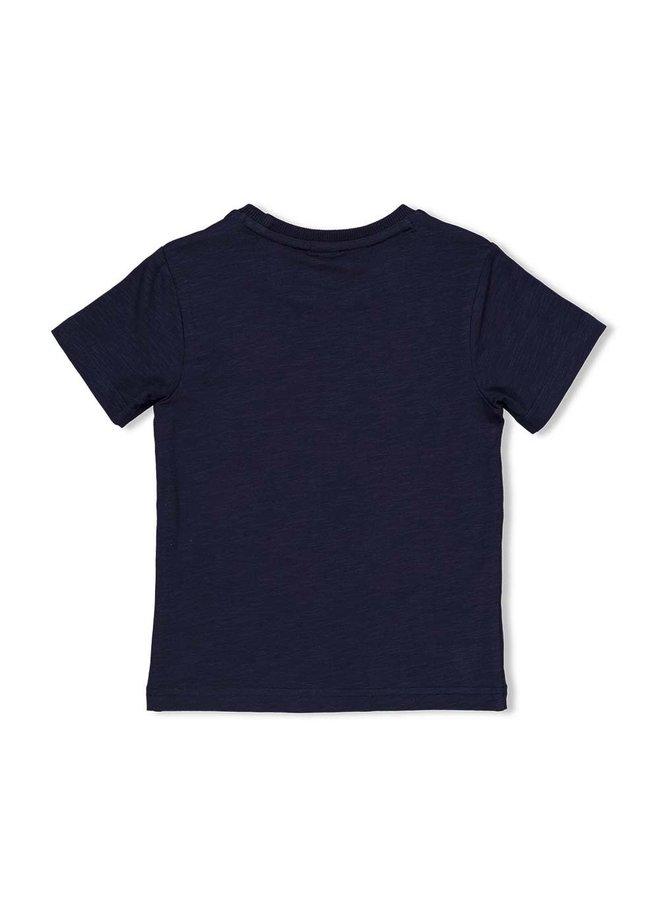 T-shirt Forever - Playground -Marine