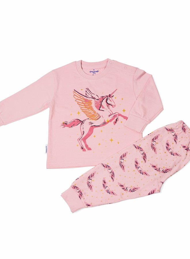 Pyjama pink uniforn