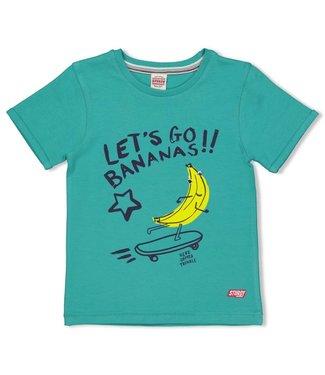 Sturdy T-shirt Bananas - Playground - Groen