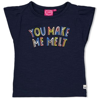 Jubel T-shirt Melt - Sweet Gelato - Marine