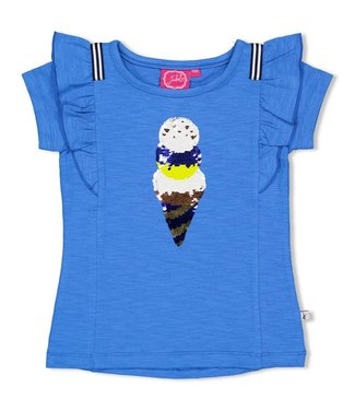 Jubel T-shirt - Sweet Gelato - Blauw
