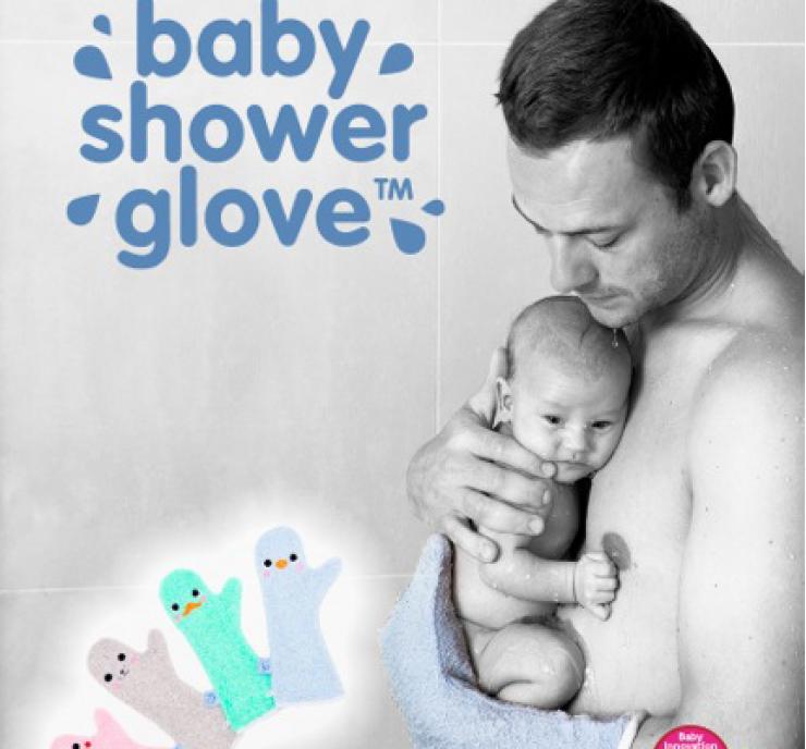 Babyshower glove