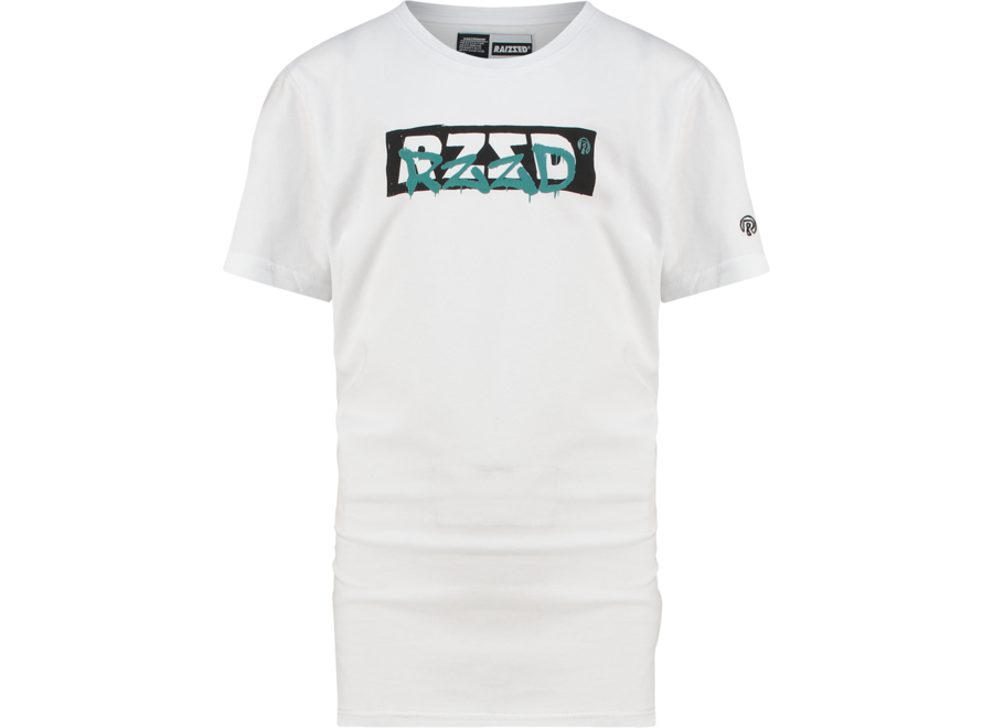 T-shirt Hagen - Real White