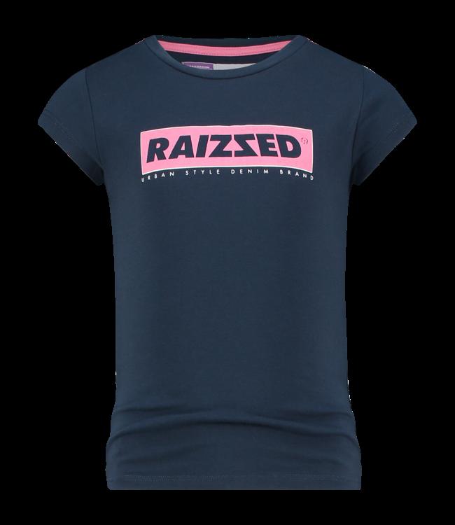 Raizzed T-shirt Atlanta - Dark Blue