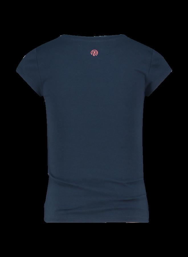 T-shirt Atlanta - Dark Blue
