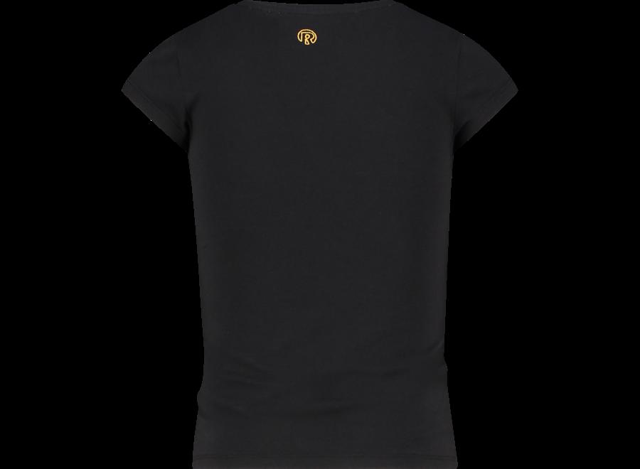 T-shirt Salzburg - Deep Black