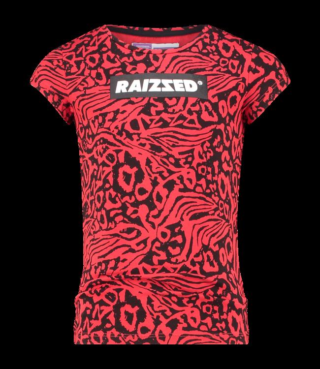 Raizzed T-shirt Toulouse - Blast Red