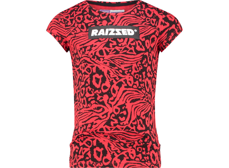 T-shirt Toulouse - Blast Red
