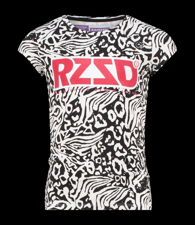 Raizzed T-shirt Denpasar - Real White