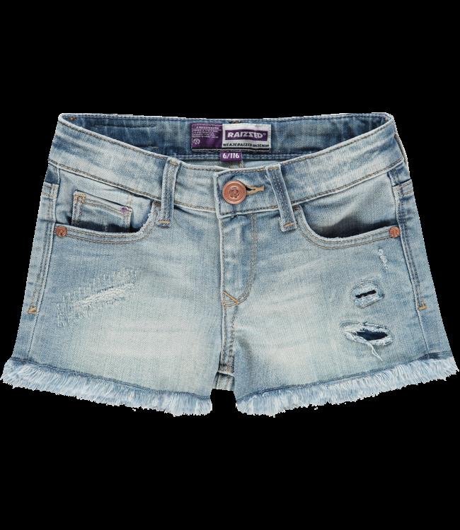 Raizzed Korte jeans broek Louisiana - Vintage Blue