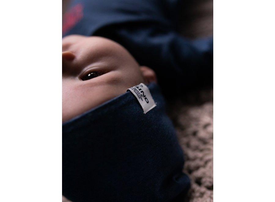 Mutsje Vince Baby - Dark Blue Melange