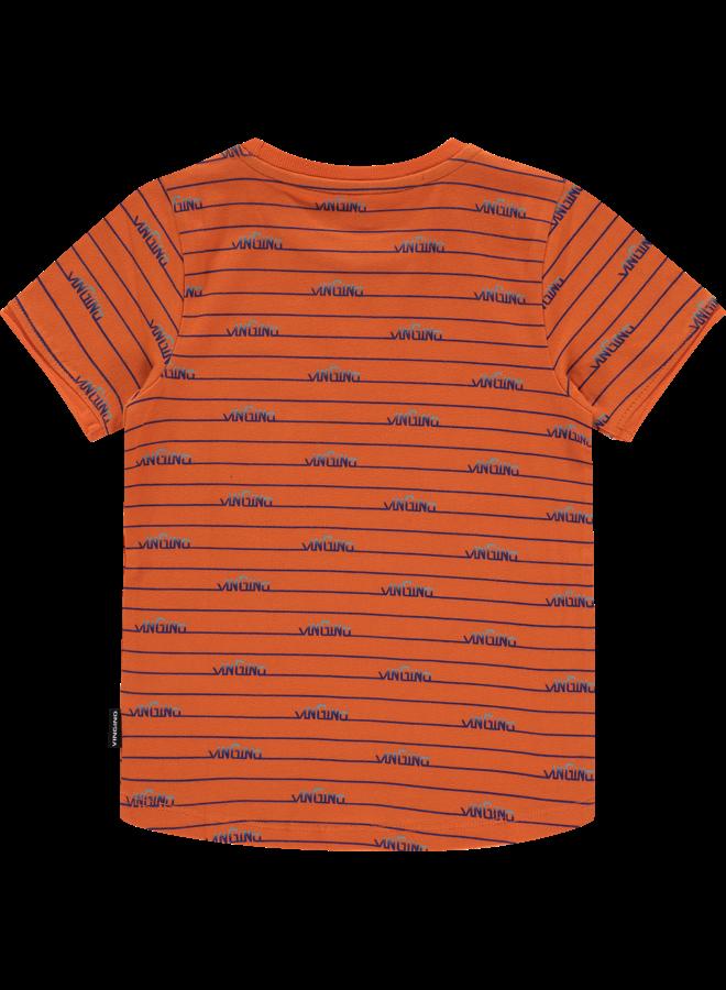 T-shirt Harvey - Red
