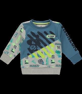 Vingino Sweater Natan - Denim Blue
