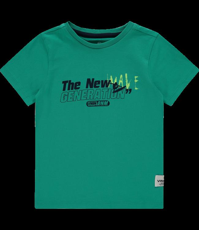 Vingino T-shirt Hero - Yoda Green