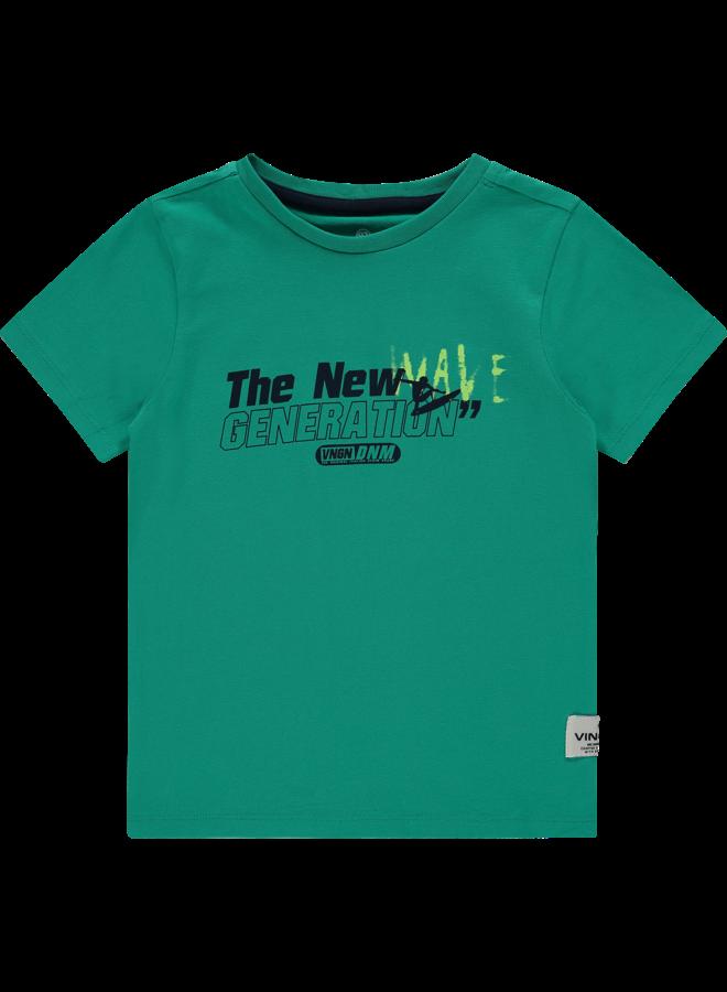 T-shirt Hero - Yoda Green