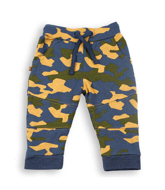 """Frogs and Dogs F&D NB Basic Pants  """" Camo """""""