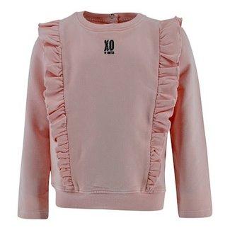 Kiddo Sweater Angelique - Soft Pink