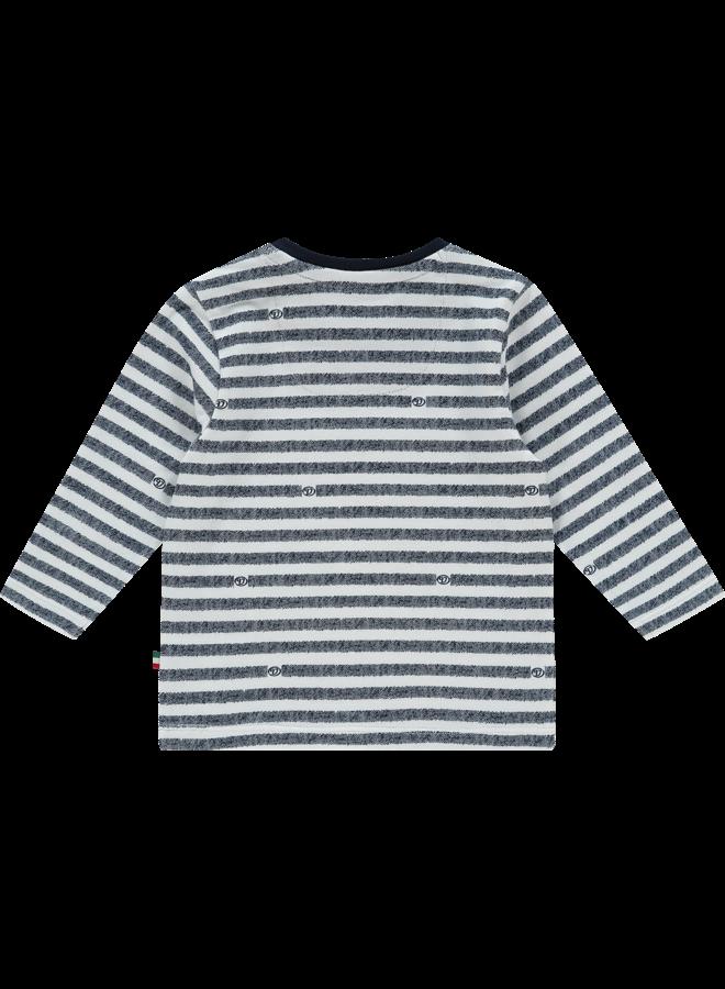 T-shirt Joas - Dark Blue